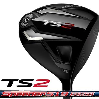 Titleist(タイトリスト) TS2 ドライバー Speeder ...