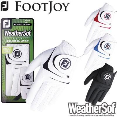 FOOTJOY (フットジョイ) WeatherSof グローブ (左...