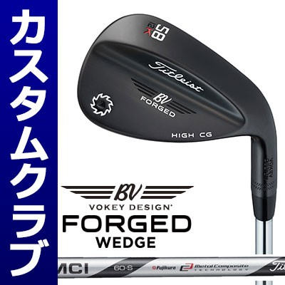 【メーカーカスタム】Titlest VOKEY FORGED WEDGE...
