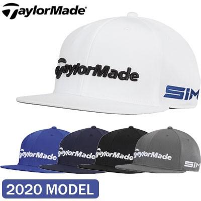 TaylorMade(テーラーメイド) ツアーフラットビル ...