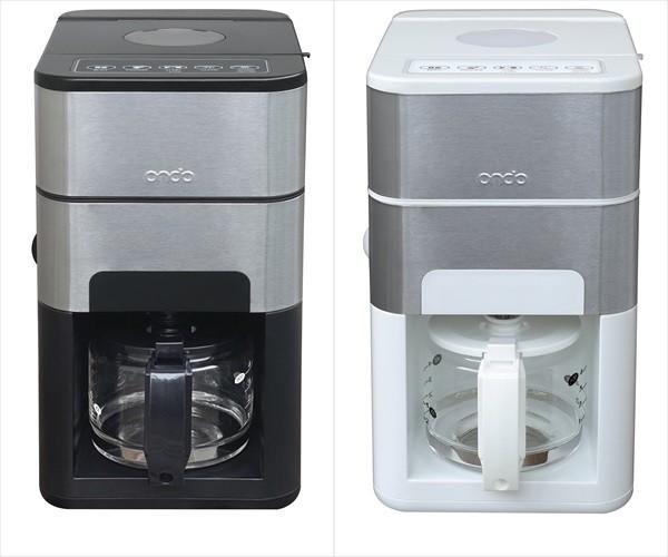 石臼式コーヒーメーカー ON-01 全自動 ミル付き ...