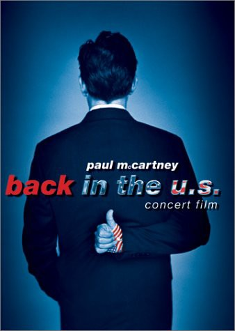 Back in the Us Live 2002 [DVD] [Import](中古品...