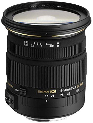 SIGMA 標準ズームレンズ 17-50mm F2.8 EX DC OS H...