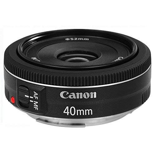 Canon 単焦点レンズ EF40mm F2.8 STM フルサイズ...