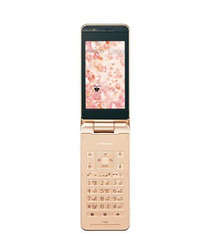 docomo STYLE series P-04C [Pink Gold](中古品...