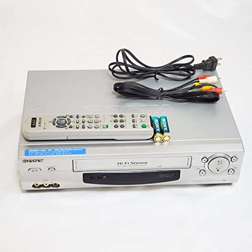SONY VHSビデオデッキ SLV-NX1(中古品)