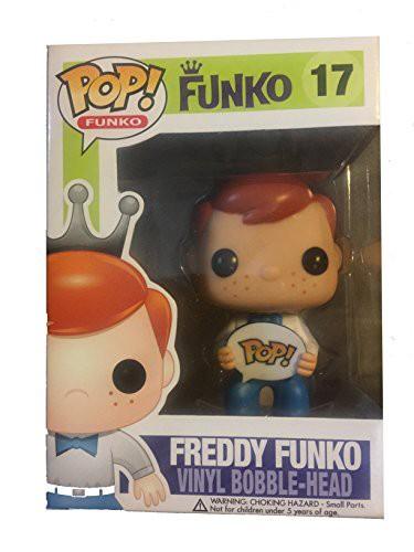 Pop! #17 Freddy Funko with Blue Bowtie Funklub...