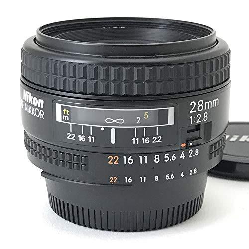 Nikon ニコン AF NIKKOR 28mm F2.8(中古品)