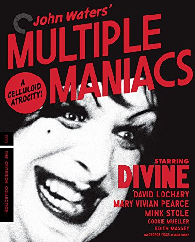 Criterion Collection: Multiple Maniacs / [Blu-...
