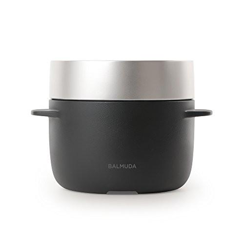 バルミューダ 3合炊き電気炊飯器 BALMUDA The Goh...