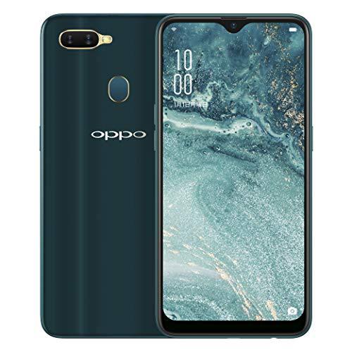 OPPO AX7 ブルー 【日本正規代理店品】 CPH1903(B...