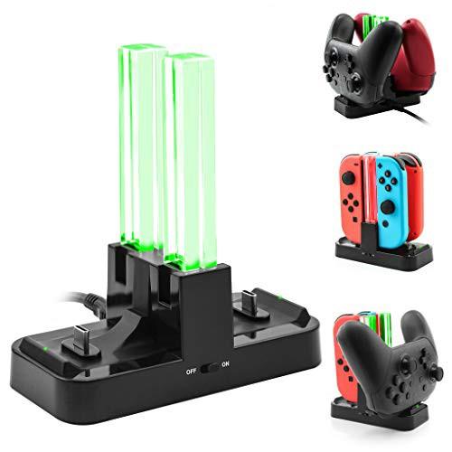[新バージョン] Nintendo Switch Proコントローラ...