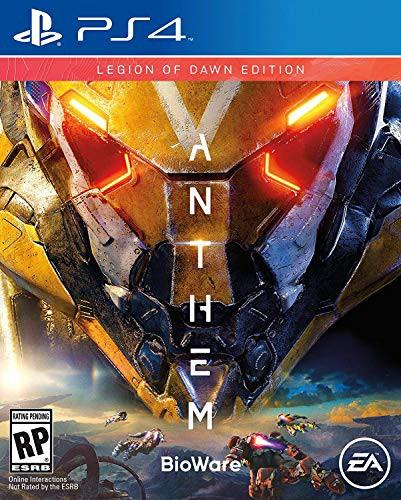 Anthem Legion of Dawn Edition Playstation 4 明...