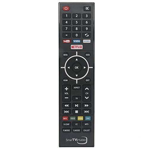 リモートコントロール RCA スマートTV Virtuoso R...