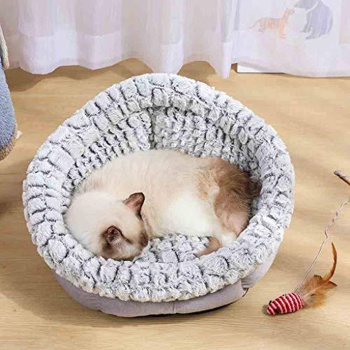 犬丸猫冬暖かい寝袋長いぬいぐるみソフトペットベ...