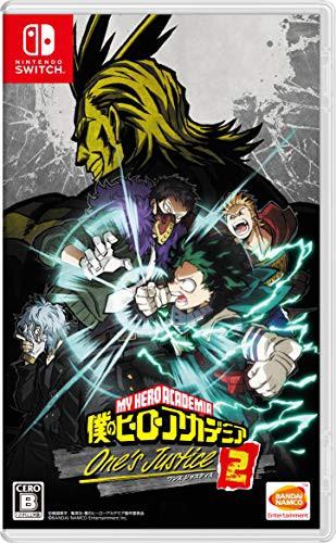 僕のヒーローアカデミアOnes Justice2 Switch(中...