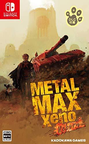 METAL MAX Xeno Reborn(メタルマックスゼノ リボ...