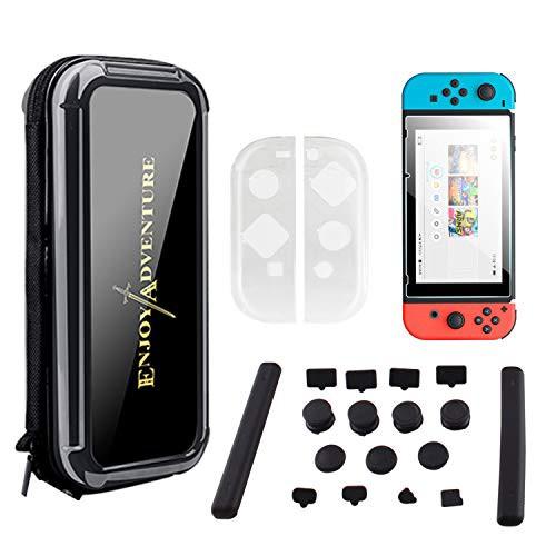Nintendo Switch用収納バッグ ニンテンドースイッ...