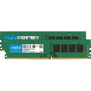 Crucial PC4-25600 (DDR4-3200)288pin UDIMM 32G...