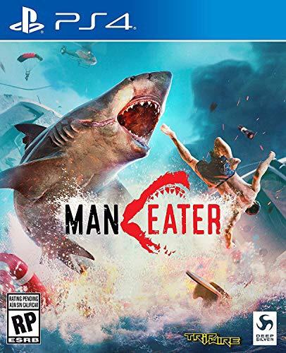 Maneater (輸入版:北米) - PS4(新古未使用品)