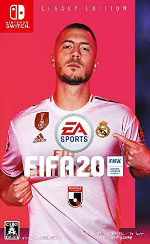 FIFA 20 Legacy Edition - Switch(中古品)
