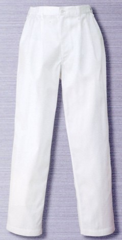 メンズ脇ゴム白衣ズボン S〜6L