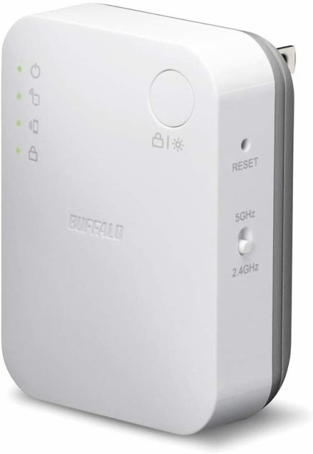 数量限定 BUFFALO WiFi 無線LAN 中継機 WEX-733DH...