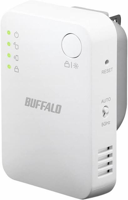 数量限定 BUFFALO WiFi 無線LAN中継機 WEX-1166DH...