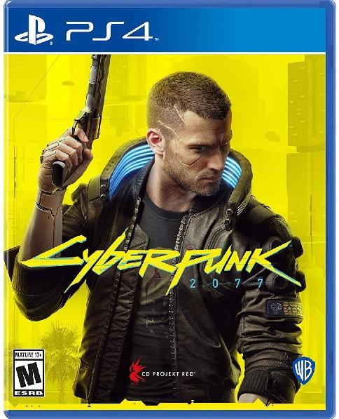 PS4 Cyberpunk 2077 北米版[新品]