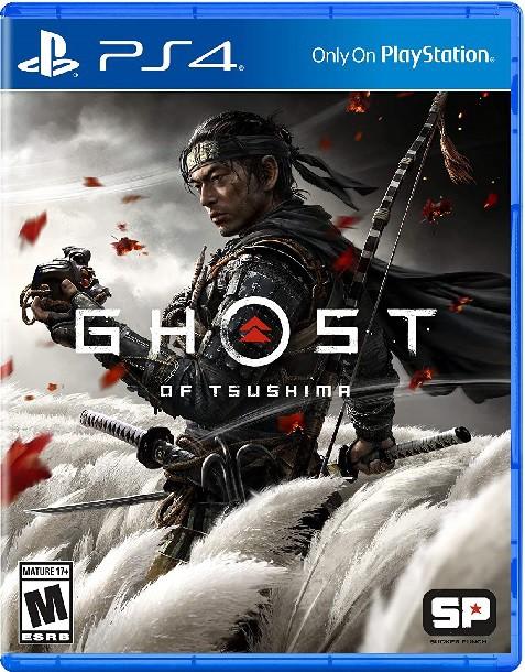 PS4 Ghost of Tsushima Standard Edition 北米版[...