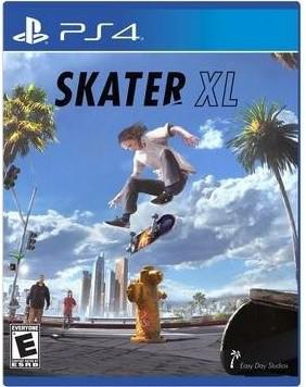 PS4 SKATER XL 北米版[新品]