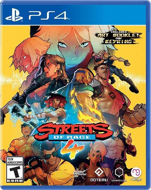 PS4 Streets of Rage 4 北米版[新品]