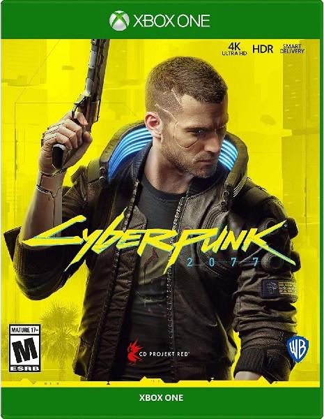 XboxONE Cyberpunk 2077 北米版[新品]