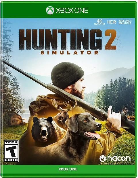XboxONE HUNTING SIMULATOR 2 北米版[新品]