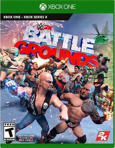 XboxONE WWE 2K BATTLEGROUNDS 北米版[新品]