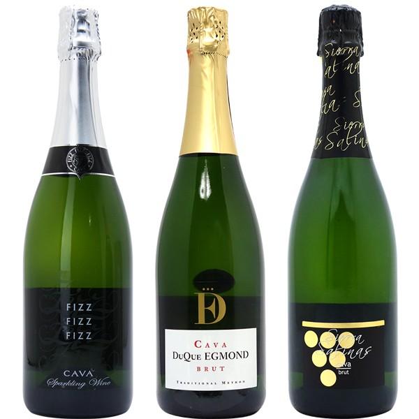 ワインセット 送料無料 すべて本格シャンパン製法...