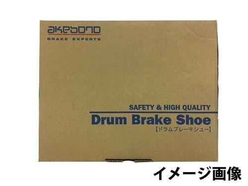 曙ブレーキ工業 ブレーキシュー NN2079