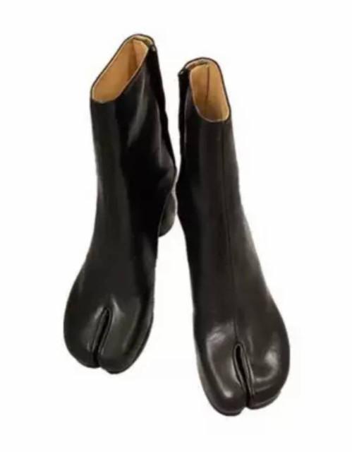 足袋ブーツ レディース ファッション 靴 足袋 ブ...