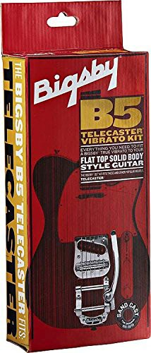 Bigsby B5 Vibrato Kit for Flat Top Solid Body ...