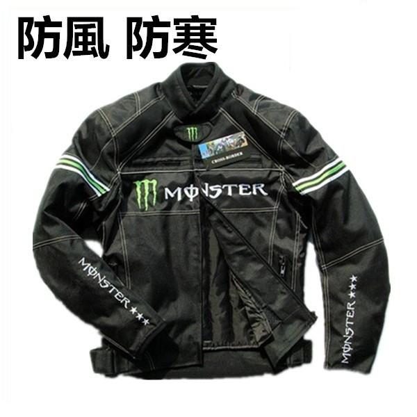 モンスター エナジー バイク ジャケット ライダー...