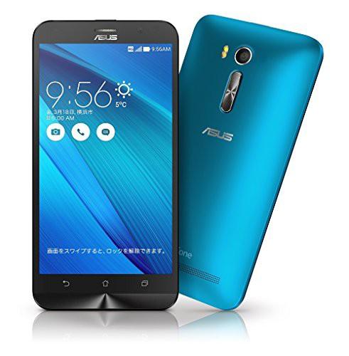 エイスース SIMフリースマートフォン ZenFone Go ...