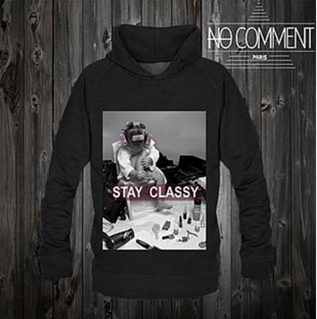 送料無料【NO COMMENT PARIS】★ stay classy