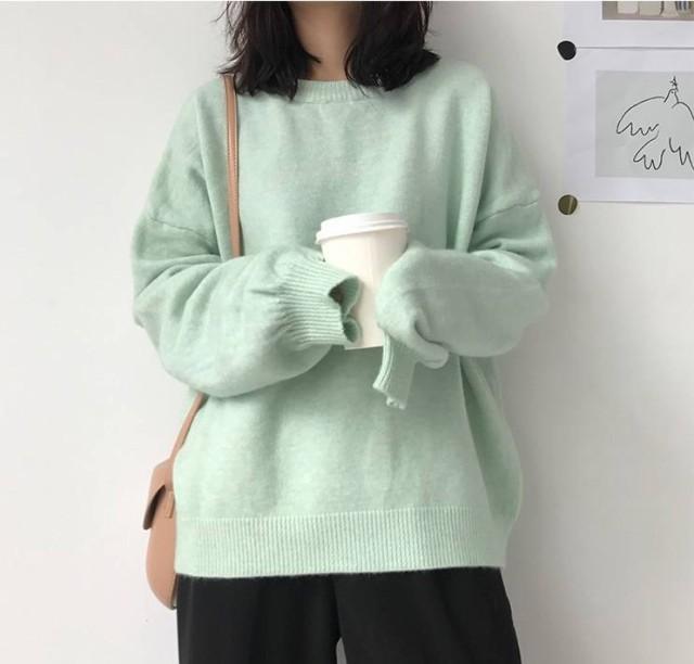 【送料無料】レディース トップス セーター ラウ...