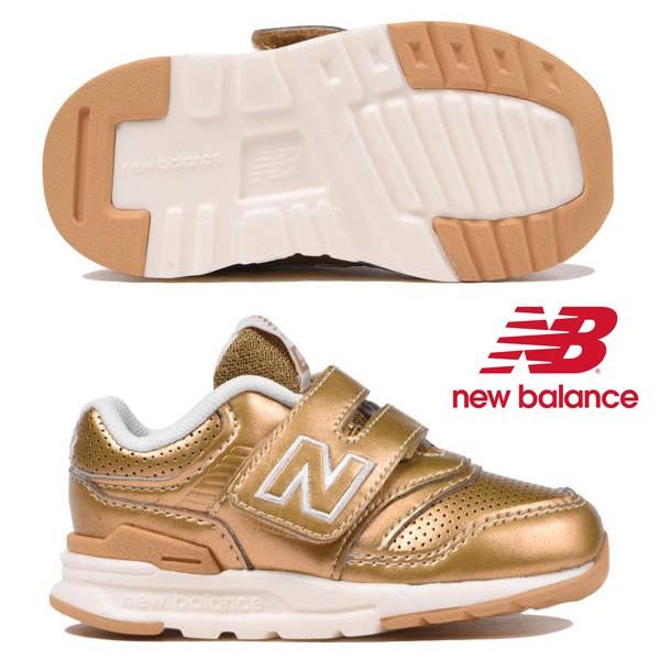 【ニューバランス】new balance IZ997 HGS (GOLD...