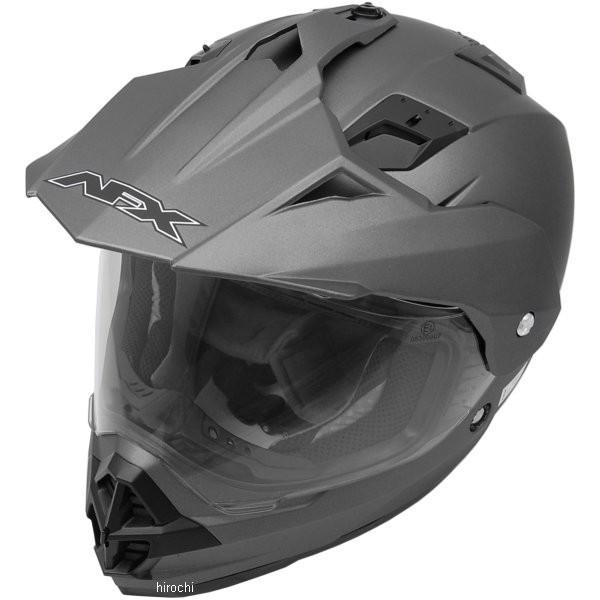 オフロードヘルメット FX-39 灰 XXXLサイズ (66cm...