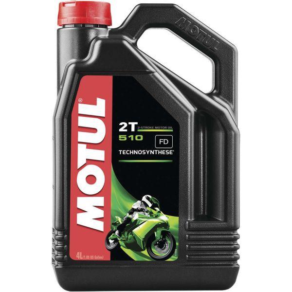 モチュール MOTUL 510 半化学合成 2スト エンジン...