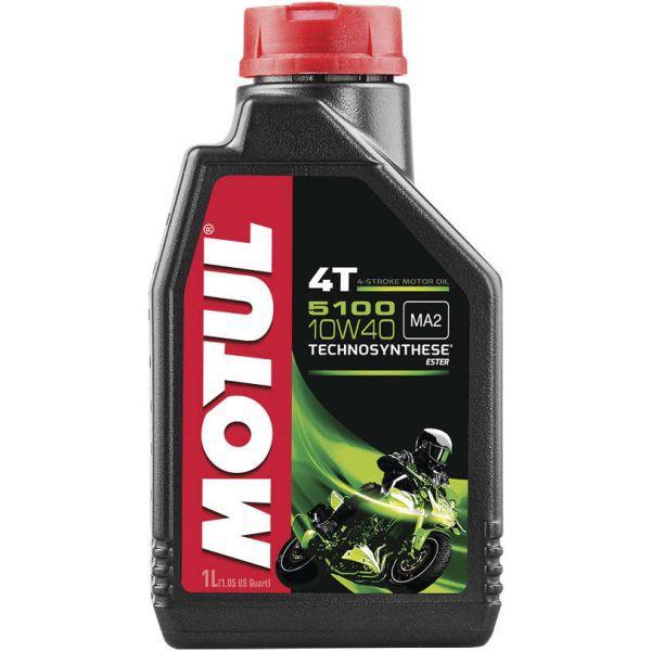 モチュール MOTUL 5100 半化学合成 4スト エンジ...