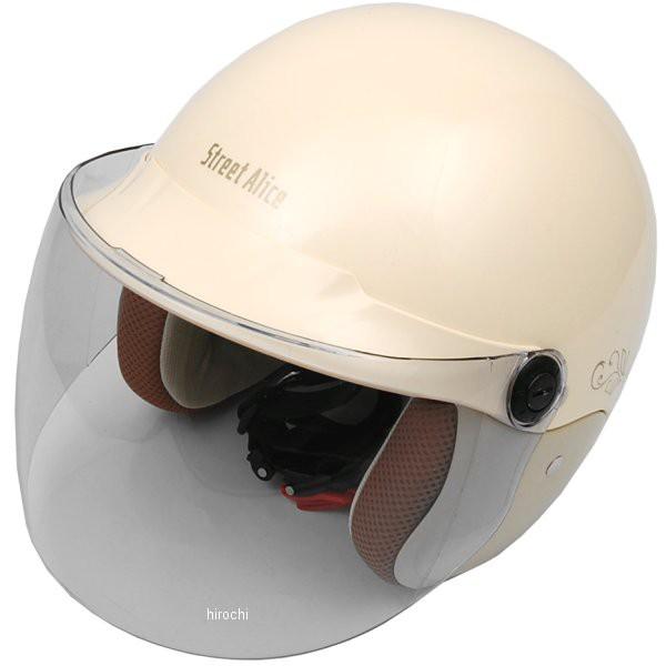 QJ-3 リード工業 ヘルメット ストリートアリス セ...