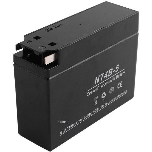 NBS バイクパーツセンター MFバッテリー 12V GT4B...