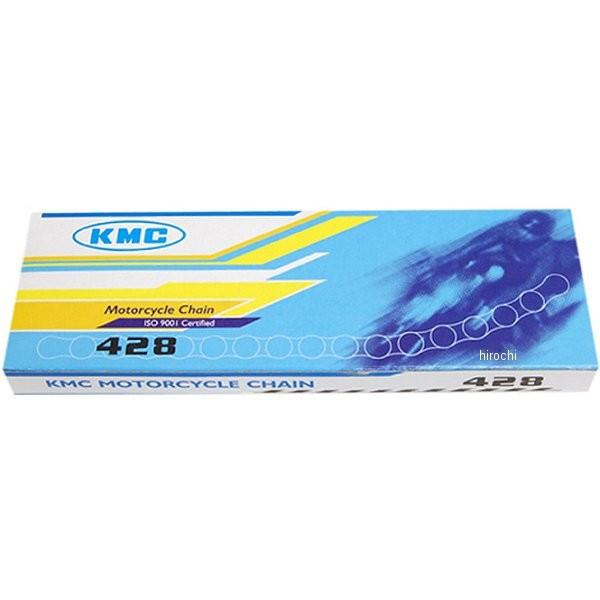 KMC ゴールドチェーン 428 (120L) クリップ 91-11...